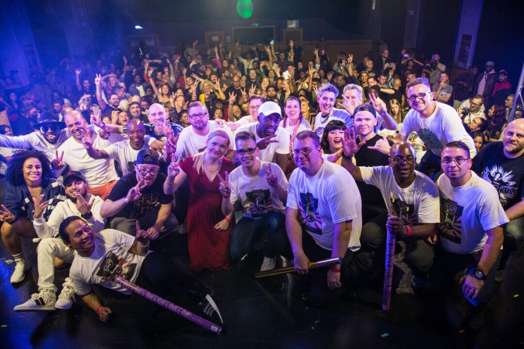 «Deaf Rave»: Τα πάρτι «από κωφούς ανθρώπους, για κωφούς ανθρώπους»