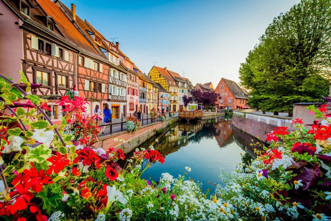 Κολμάρ, η Βενετία της Γαλλίας στην λίστα με τις πιο εντυπωσιακές μικρές πόλεις του κόσμου