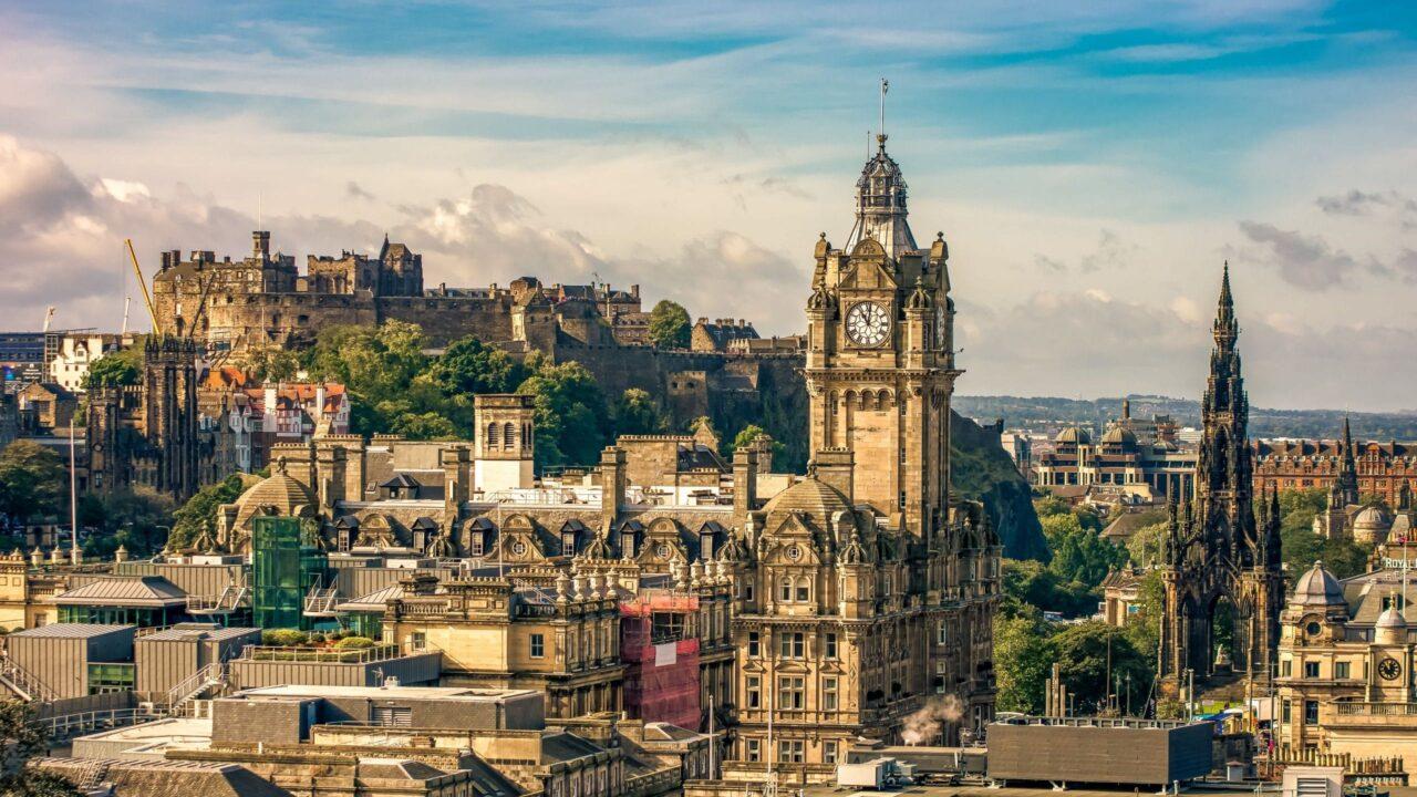Ενδιμβούργο η βραβευμένη από τους travellers ως μια από τις πιο εντυπωσιακές μικρές πόλεις του κόσμου