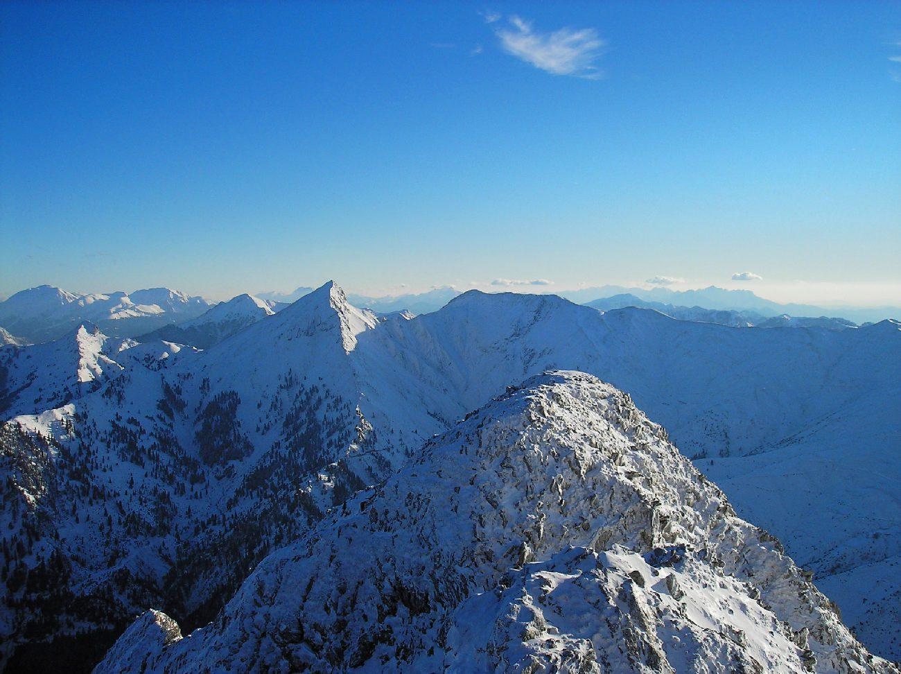 Οροσειρά Αγράφων
