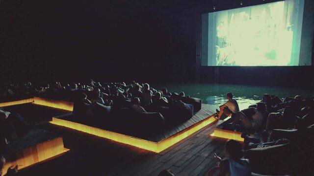 κινηματογραφικές αίθουσες
