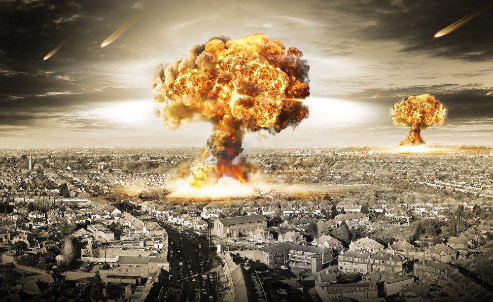 συνέπειες του πολέμου στο περιβάλλον