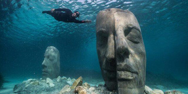 Το Υποβρύχιο Μουσείο των Καννών