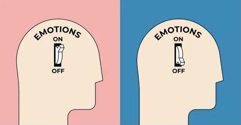 συναισθήματα on/off