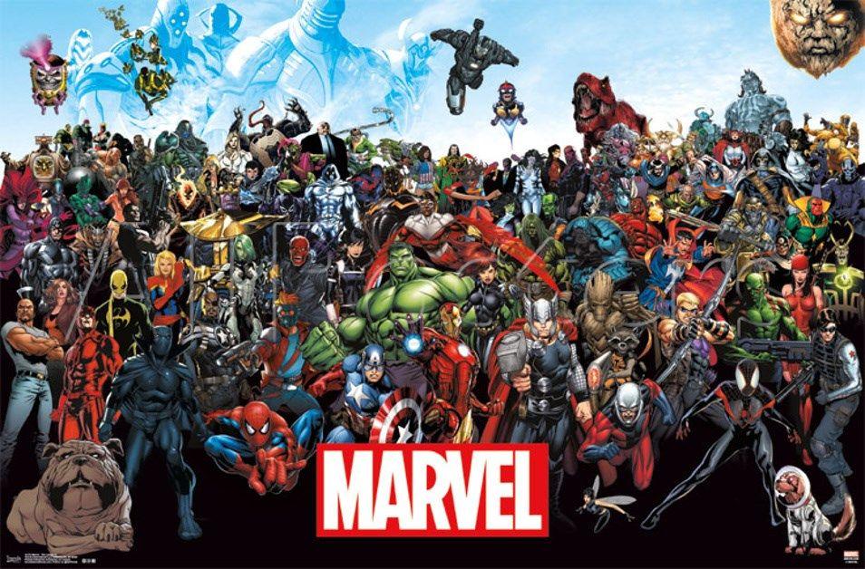 τύποι προσωπικότητας Marvel