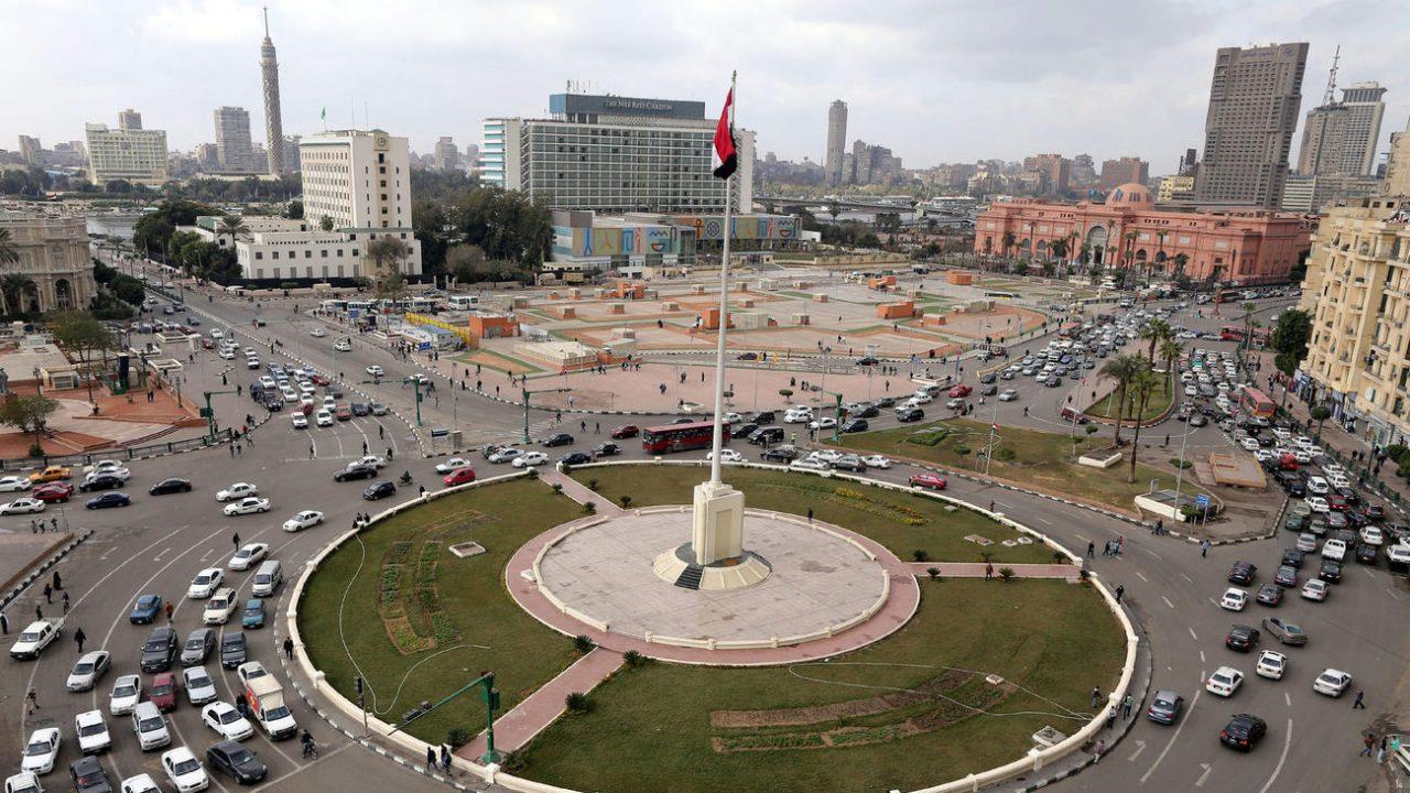 Η μαγεία της πλατείας Ταχριρ