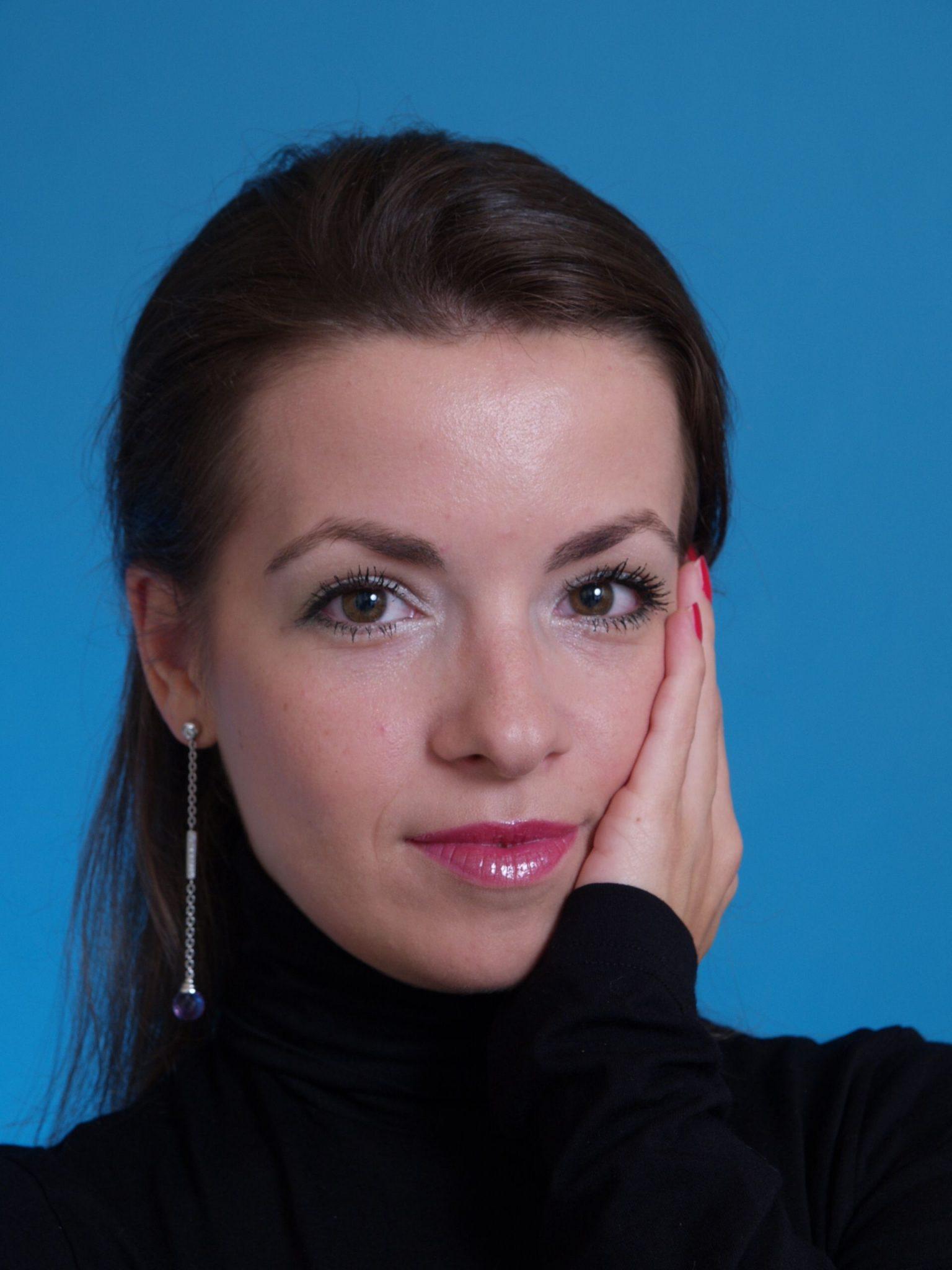 Μαρία Γούσιου, συγγραφέας βιβλίων.