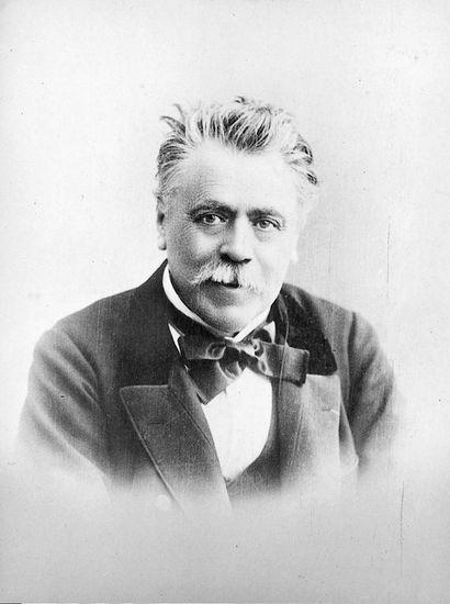 Ανρί Μπεκ 1837-1899. Πηγή εικόνας: prabook.com