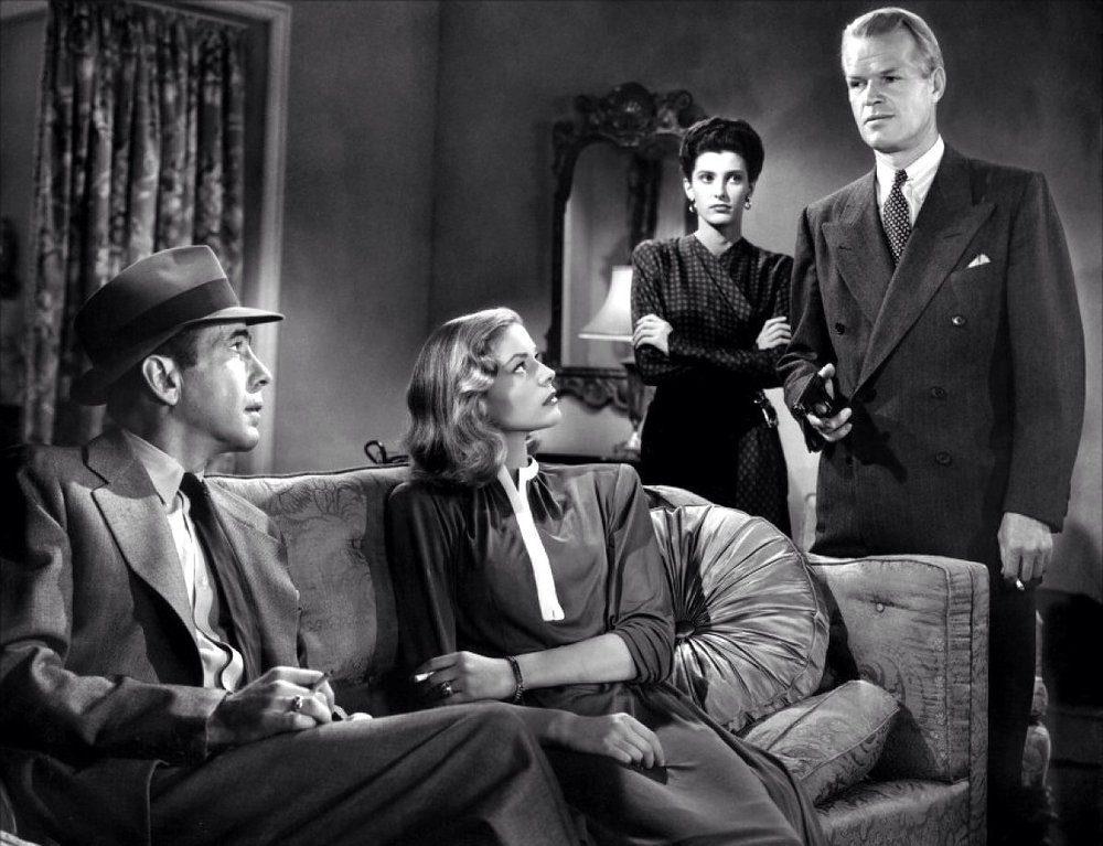 Humphrey Bogart και Lauren Bacall