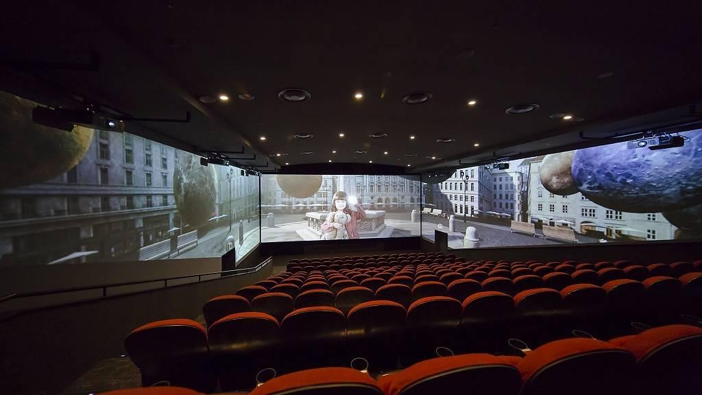 ιδιαίτερες κινηματογραφικές αίθουσες
