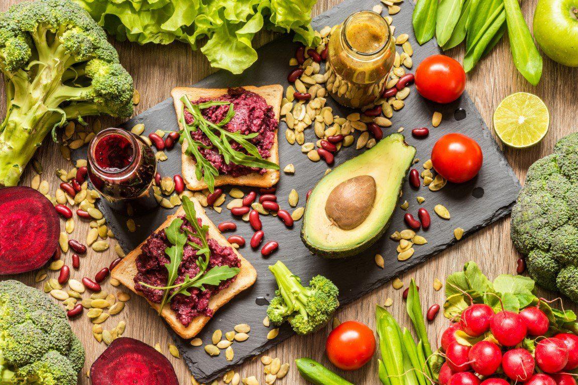 λειψυδρία και χορτοφαγία