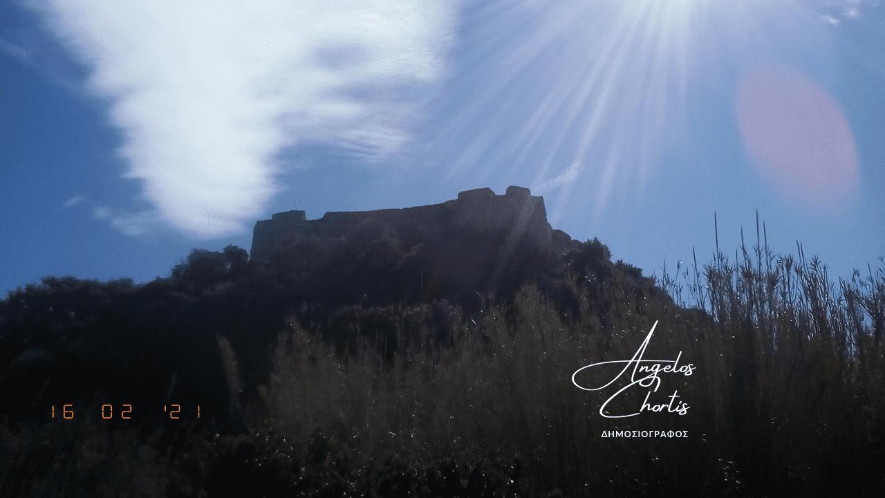Το κάστρο του Γρίβα.