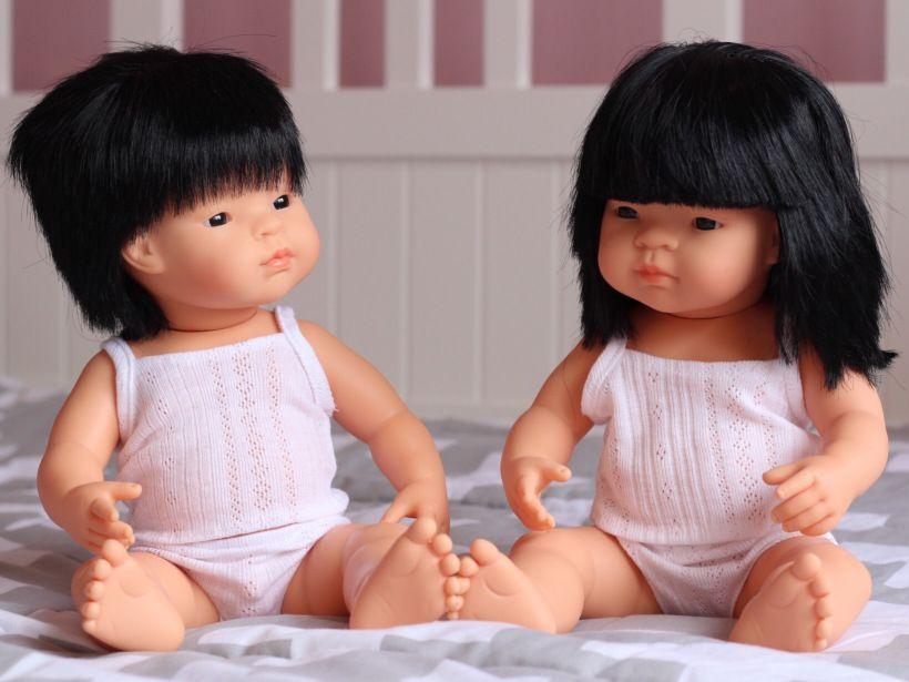 Σύνδρομο Down: Υπέροχες κούκλες για υπέροχα παιδιά