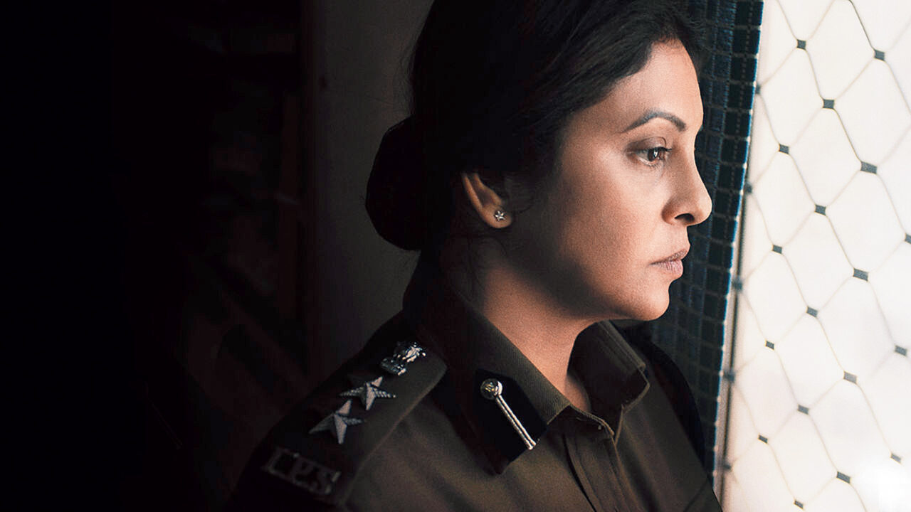 delhi crime ινδικές σειρές