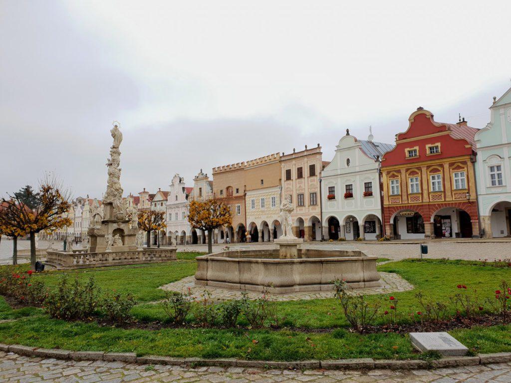 Hradec Square