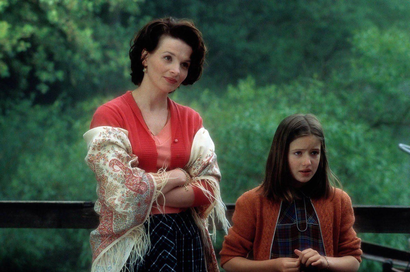 Η μητέρα Βιάν, με την κόρη της Ανούκ