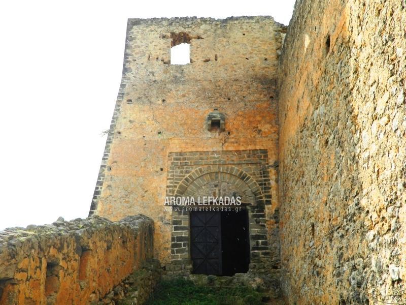 Φρούριο του Γρίβα - Πύλη