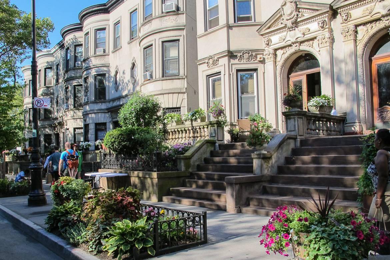 Βedford-Stuyvesant μια συναρπαστική γειτονιά στην Νέα Υόρκη