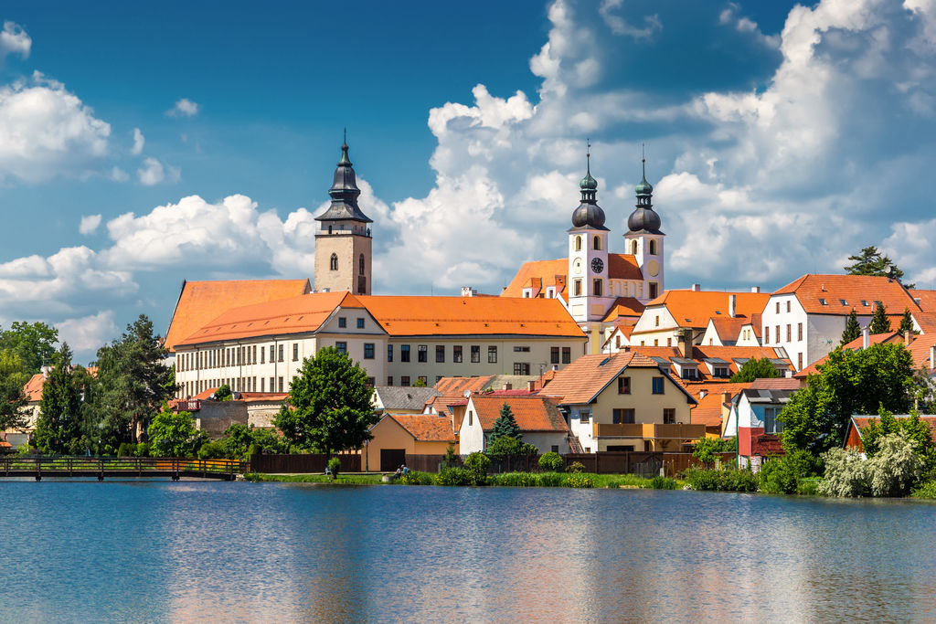Castle of Telc