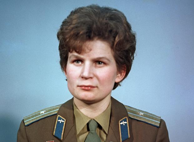 Γυναίκες: Βαλεντίνα Τερέσκοβα