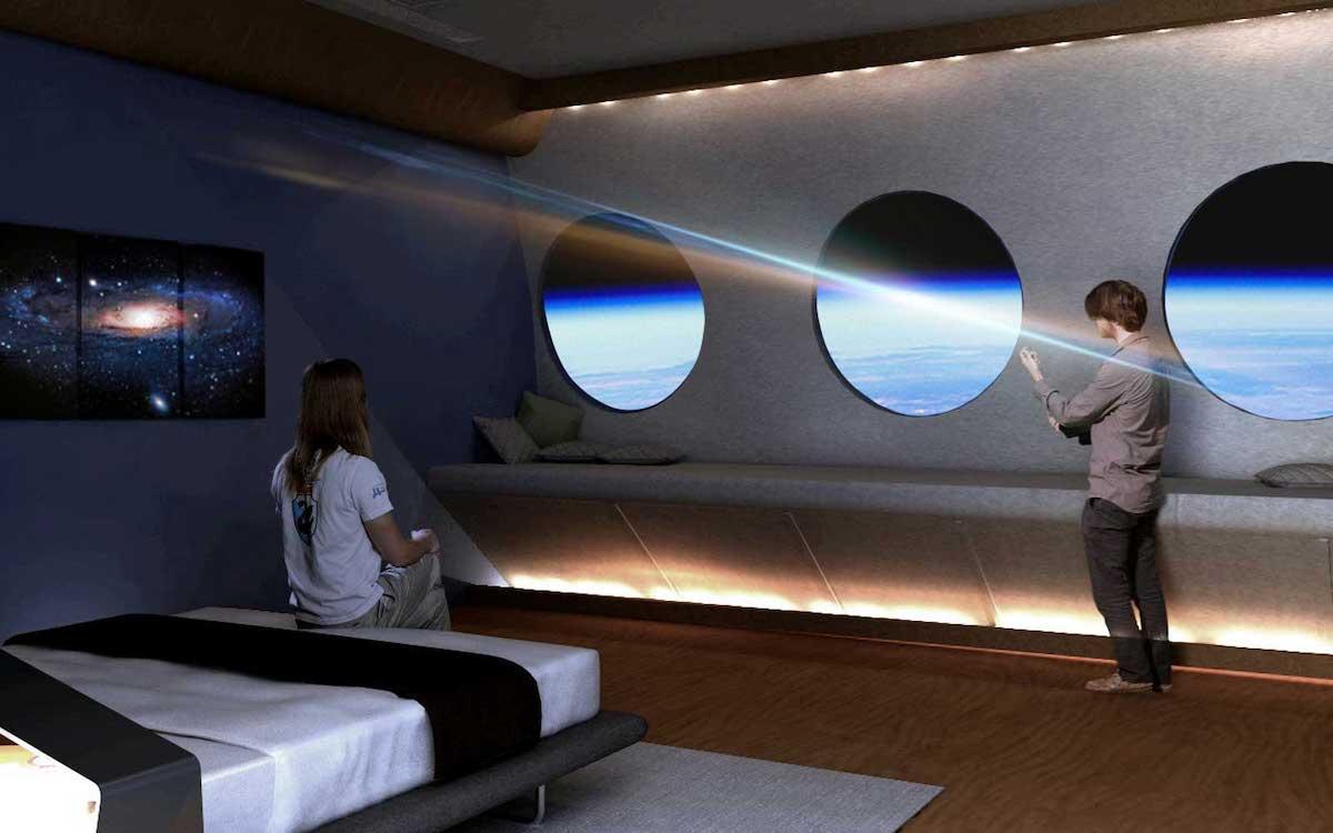 Το πρώτο διαστημικό ξενοδοχείο