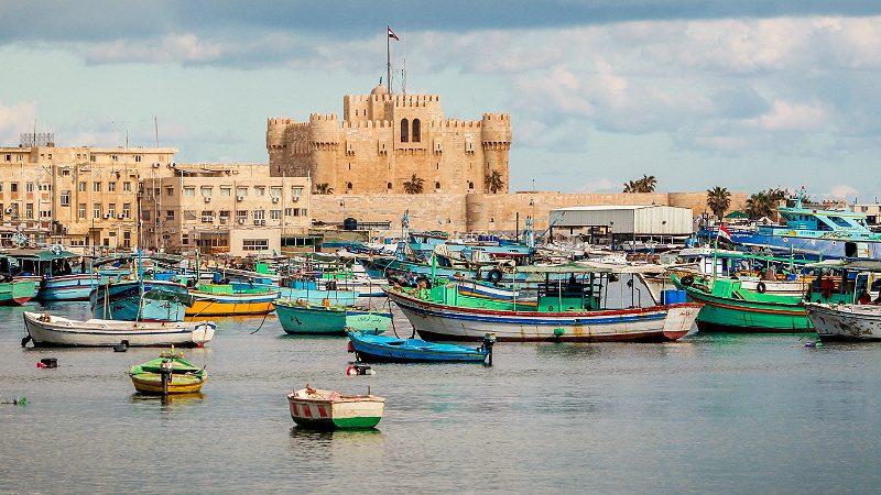 Αλεξάδρεια, η μαική ελληνική πόλη στην Αιγύπτο