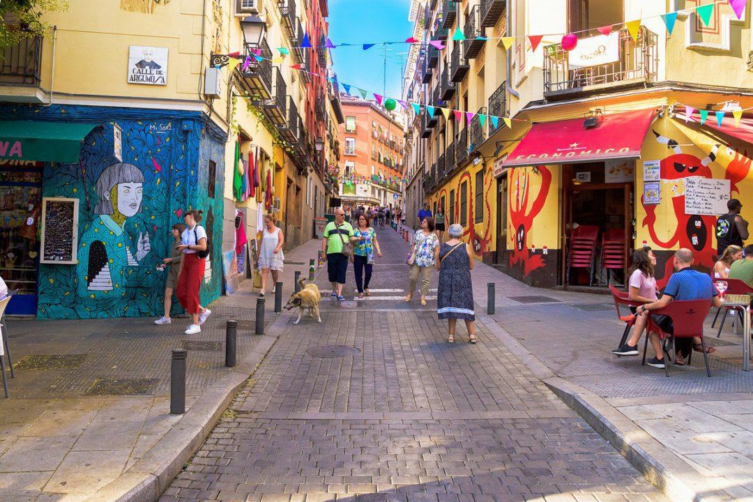 Εmbajadores, μια από τις πιο cool γειτονιές στον κόσμο