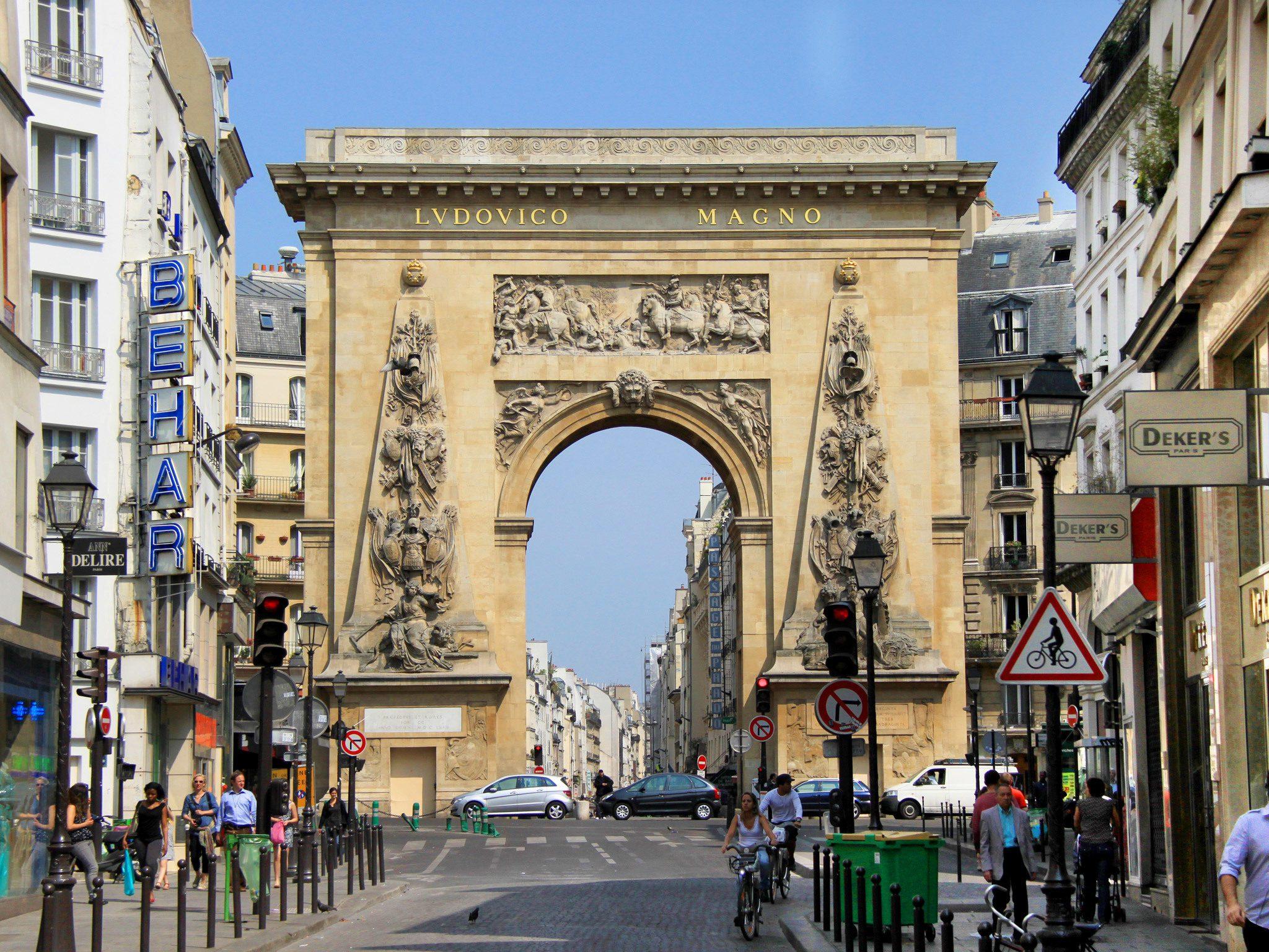 To SSD του Παρισιού στις πιο cool γειτονιές του κόσμου