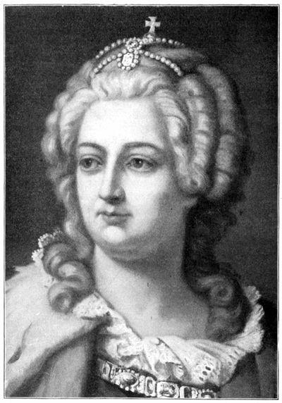 Γυναίκες: Αυτοκράτειρα Αικατερίνη της Ρωσίας