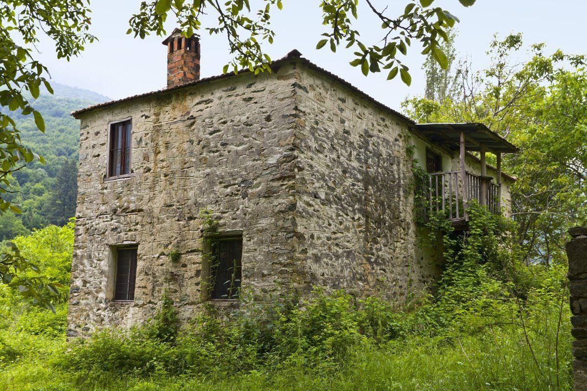 Εγκαταλελειμένο σπίτι