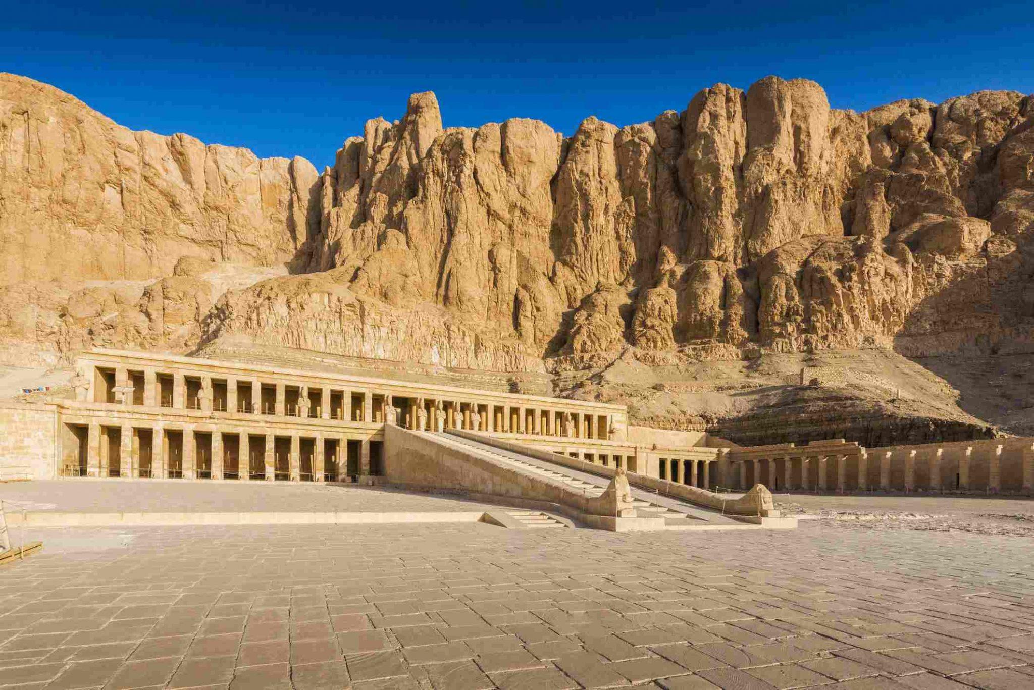 Στην κοιλάδα των Βασιλέων στην Αίγυπτο