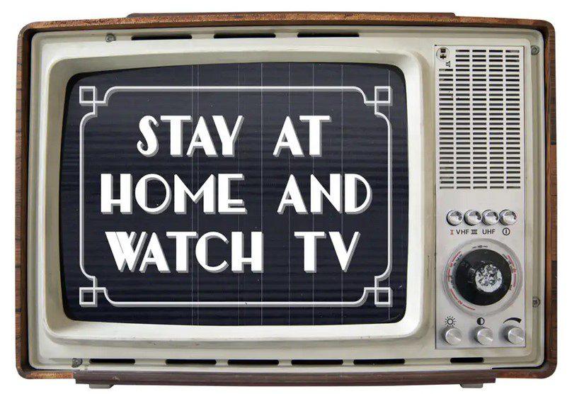τηλεόραση lockdown