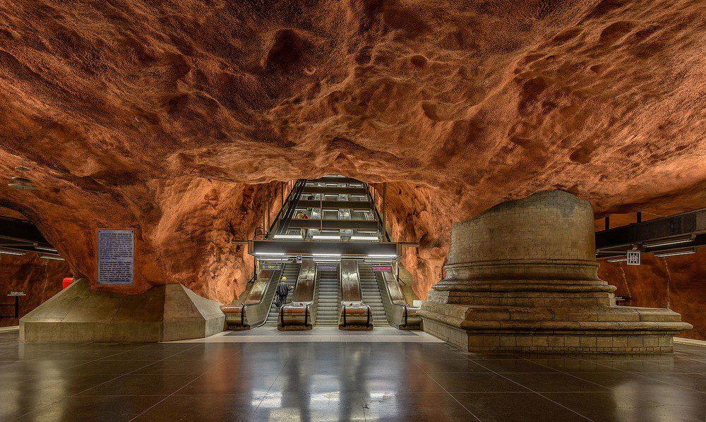 Ο υπόγειος παράδεισος της Στοκχόλμης
