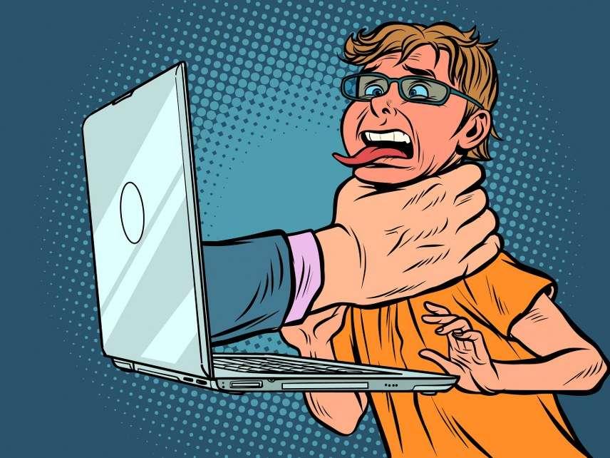 Λογοκρισία στο διαδίκτυο