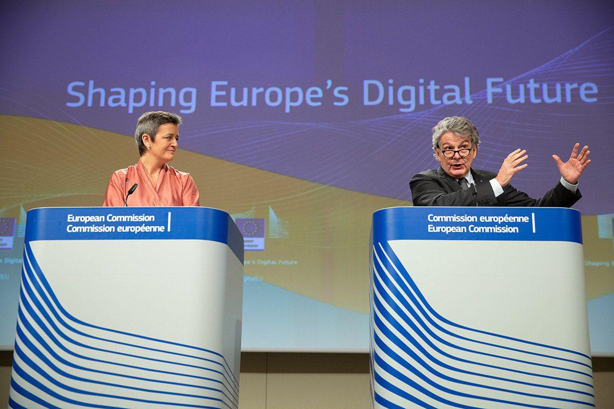 Η Ε.Ε. θέλει ταχύτητες GigaBit και 5G σε όλη της την επικράτεια μέχρι το 2030