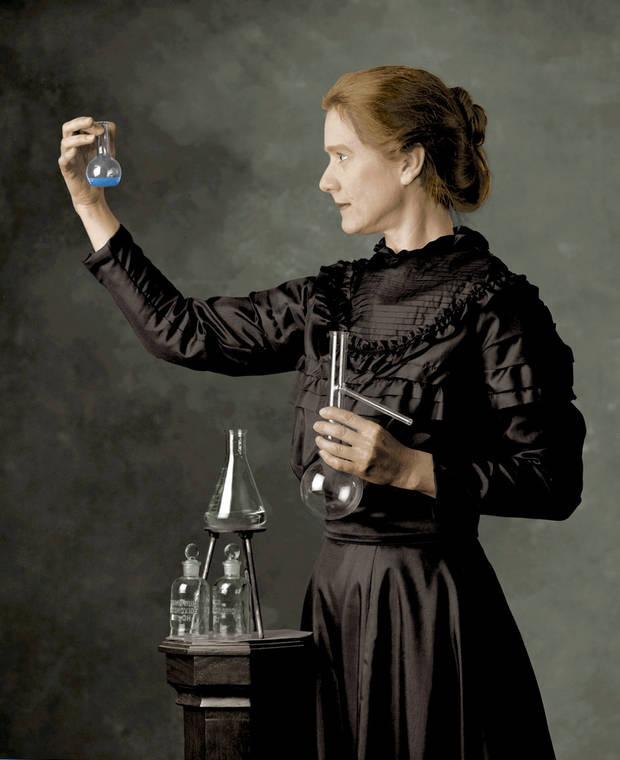Γυναίκες: Marie Curie