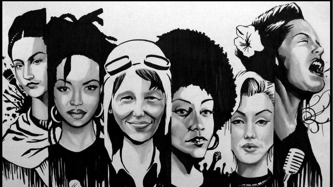 δυναμικές γυναίκες της ιστορίας