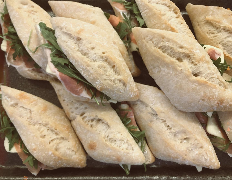 sandwiches, The Shop