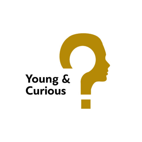young and curious logo