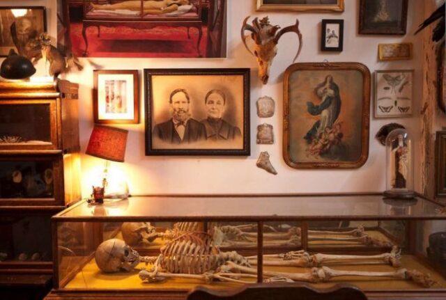 Μουσείο θανάτου