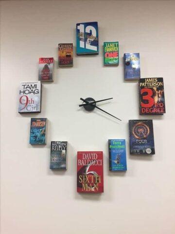 ρολόι βιβλία