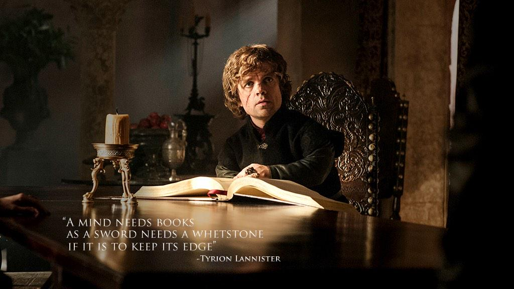 Tyrion Lannister βιβλία