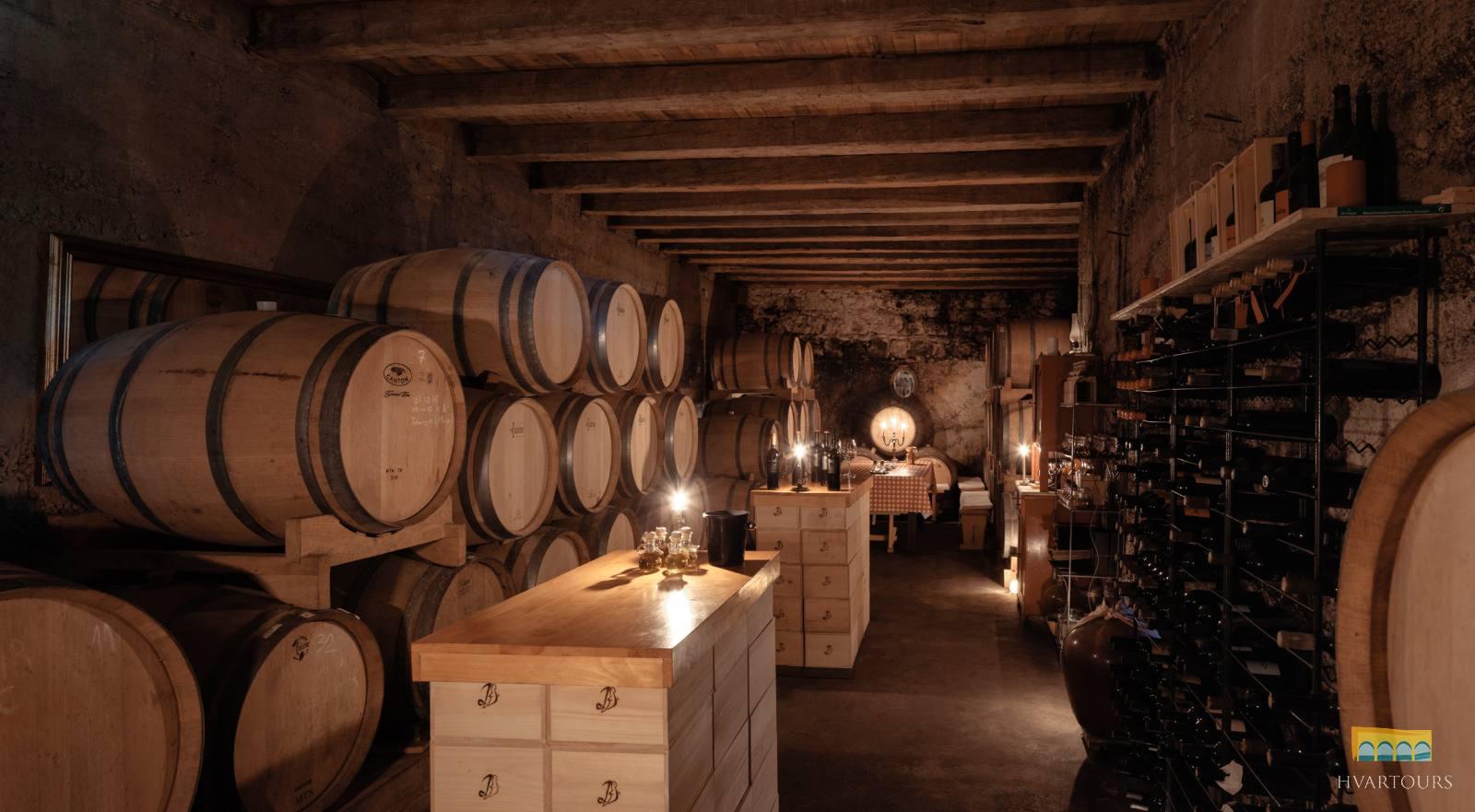 Hvar Wine Tour στο νησί Hvar