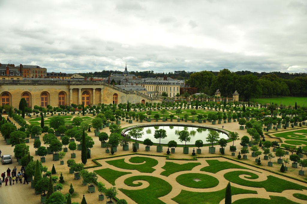 Κήποι των Βερσαλλιών