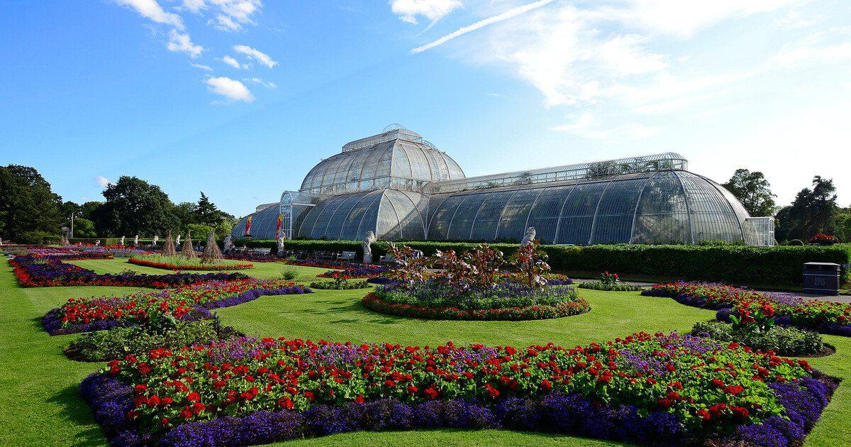 Kew Gardens ανοιξιάτικοι κήποι