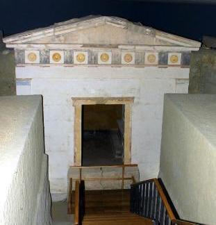 Μακεδονικοί τάφοι