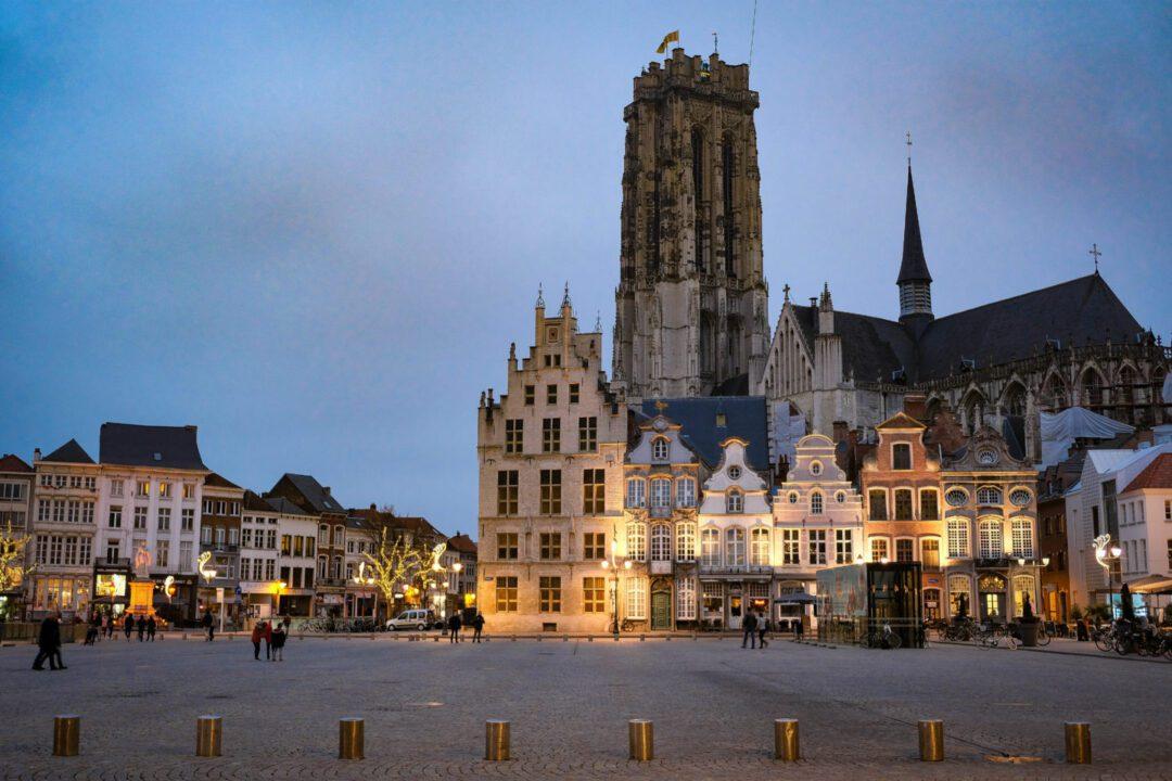 Mechelen η πόλη του Βελγίου στην λίστα με τα hidden gems της Ευρώπης