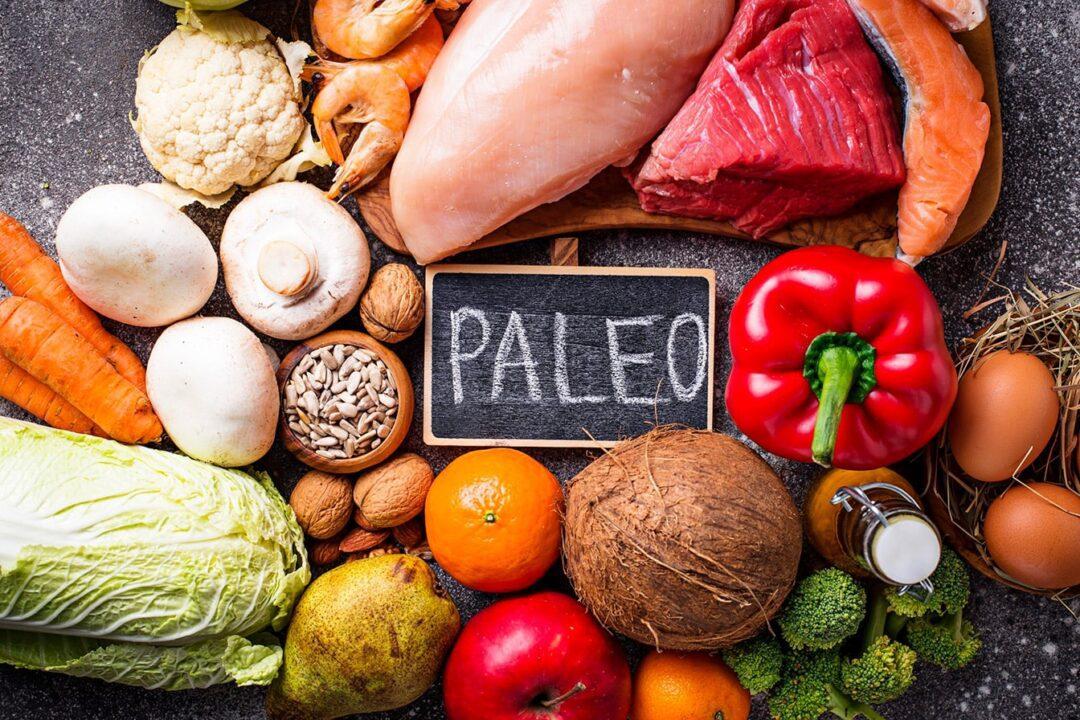 παλαιολιθική δίατα