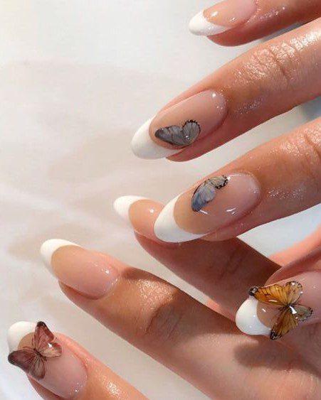ανοιξιάτικα nail arts