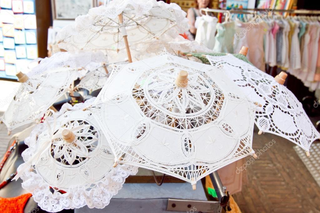 Burano η τέχνη της δαντέλας